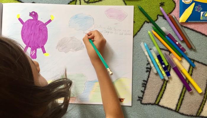 cum interpretam desenele copiilor