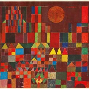 Paul Klee, Castel şi soare, 1928