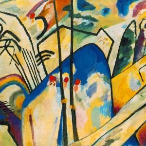 Vasili Kandinski, Compoziţie, 1911