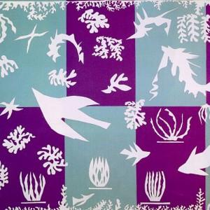 Henri Matisse, Polinesia - Marea, 1946