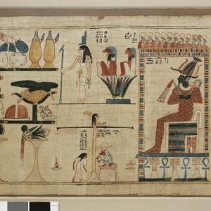 hieroglife papirus