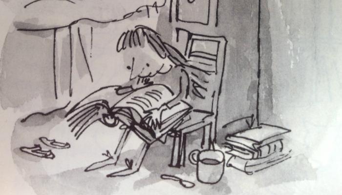 Matilda. Puterea unei cărţi.