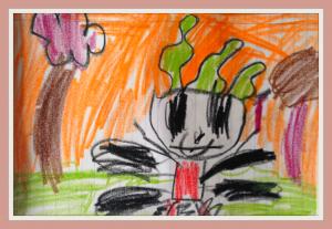 Educatie cu dragoste, Sofia 5 ani