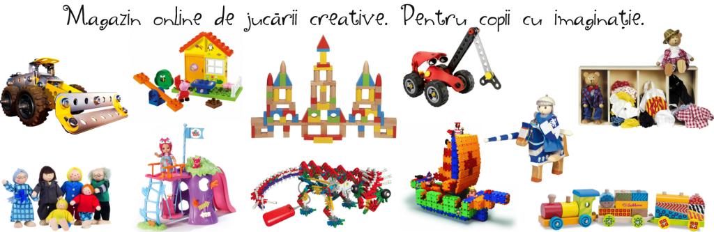 magazin online de jucarii creative, jucarii educative, seturi de construit