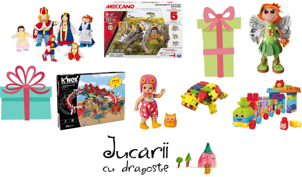 cadouri copii jucarii cu dragoste
