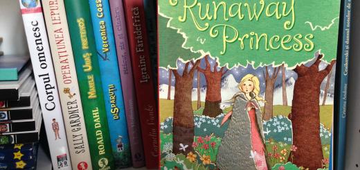 cărţi în engleză pentru copii