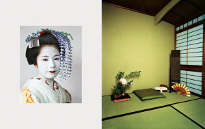 Risa 15 ani, Kyoto Japonia