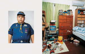 Ryuta 10 ani, Tokio Japonia