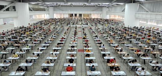 examene la şcoală