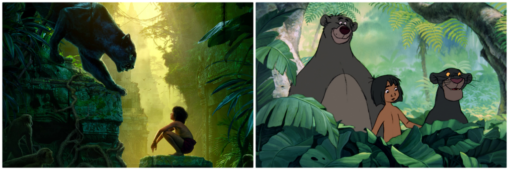 film nou Cartea Junglei