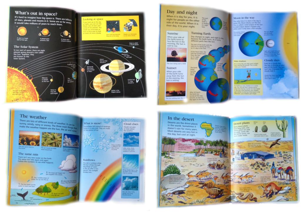 Carti Usborne enciclopedie