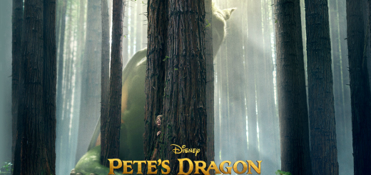 desen animat pete's dragon disney