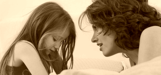 cum sa vorbesti cu un copil suparat
