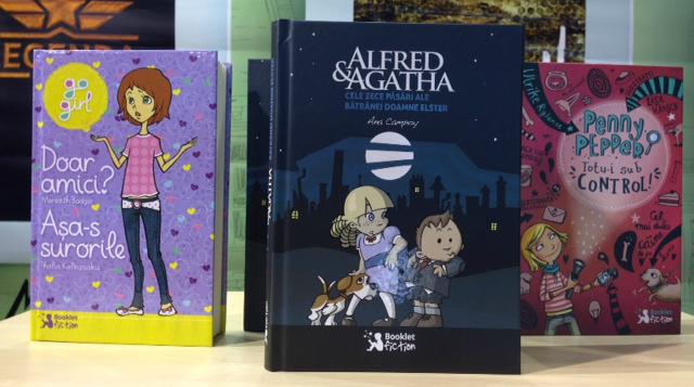 carti pentru copii autori romani bookfest 2016