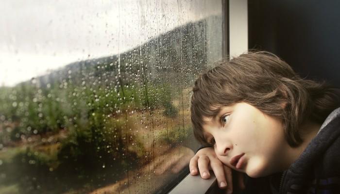 copii tristi