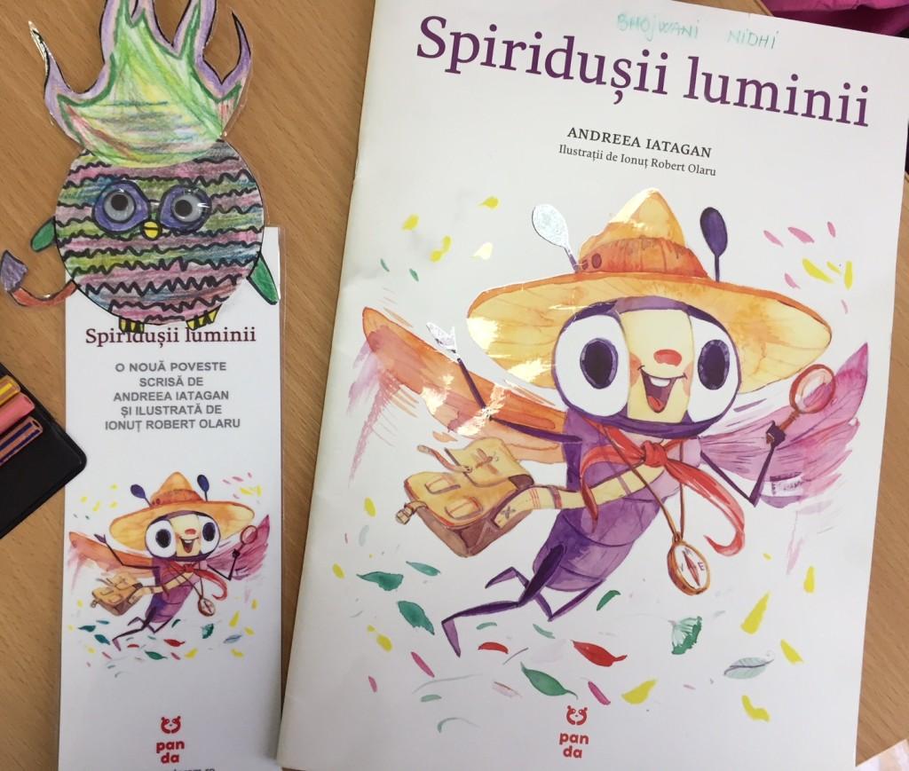 ateliere de lectura pentru copii in scoli