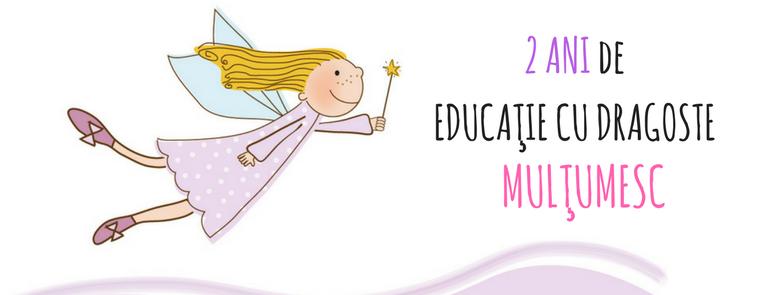 2 ani de Educaţie cu dragoste