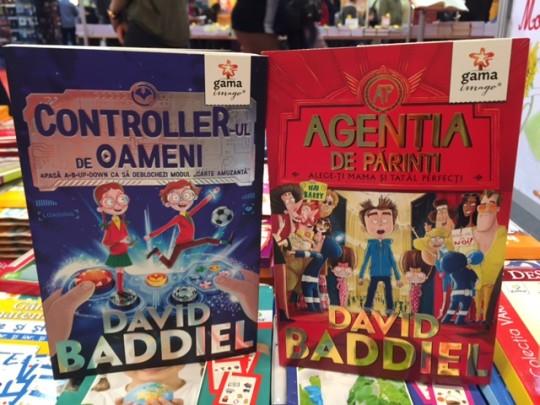 carti pentru copii Gama