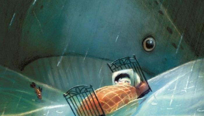 balena din camera fiecarui copil. preadolescenta