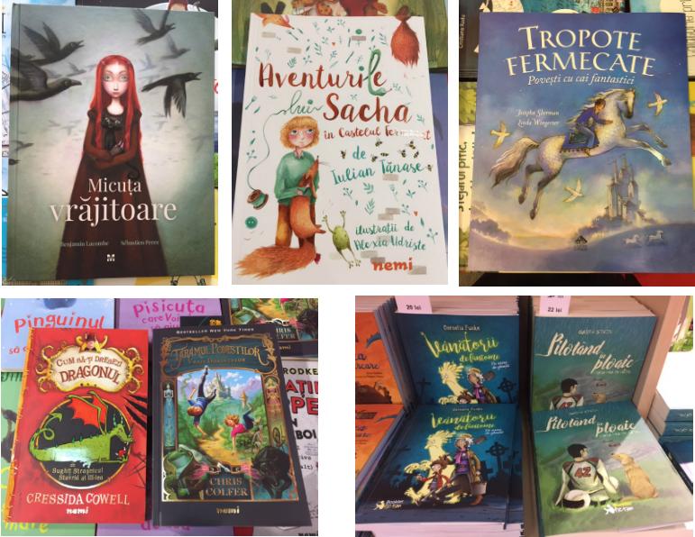 Bookfest, carti pentru copii 8 ani