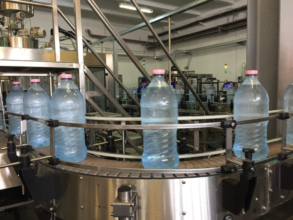 cum se fabrica apa minerala naturala