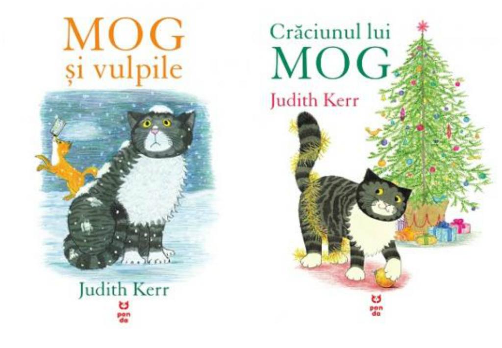 seria Mog, cărţi pentru copii