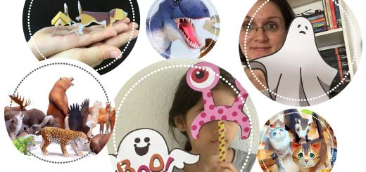 activitati pentru copii. modele gratuite