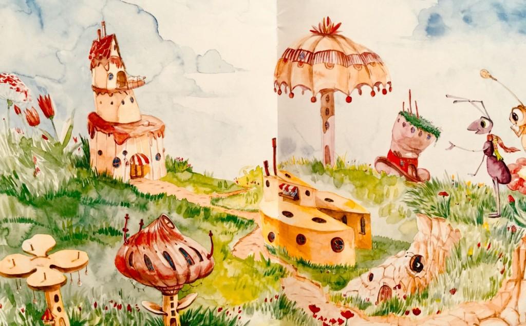 Ploaia Curcubeu, carti pentru copii