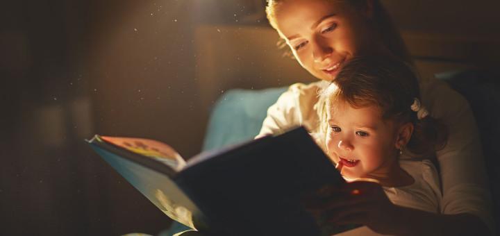de ce citesc copiii aceeasi poveste