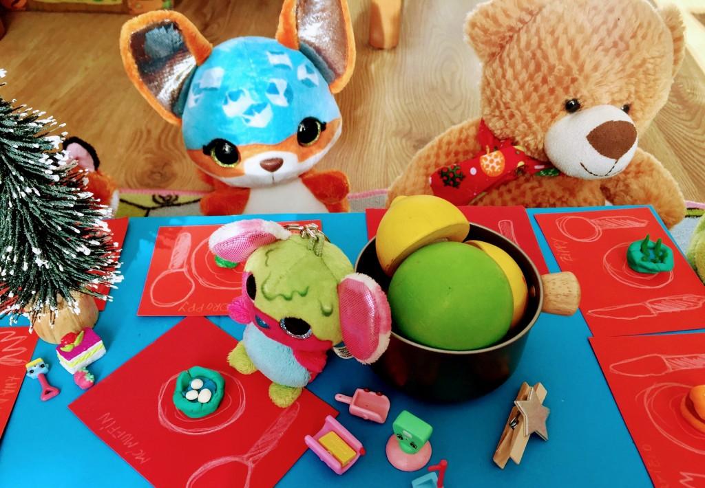 jocul de rol la copii