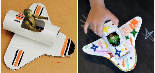 jucarii realizate de copii, proiecte copii
