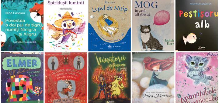 cărţi pentru copii