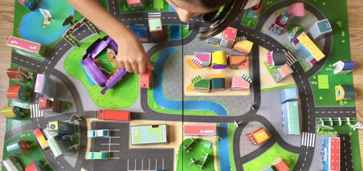 poluare oras copii