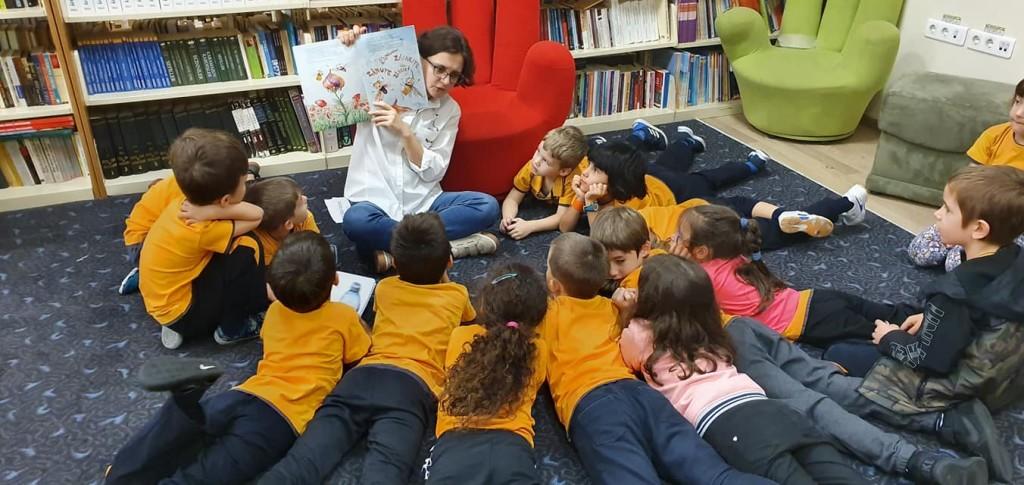 ateliere de lectura in scoli