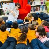 ateliere de lectura in scoli si gradinite. scoala altfel