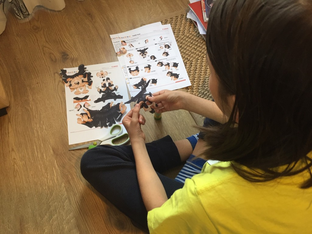 cum isi pot crea copiii propriile jucarii