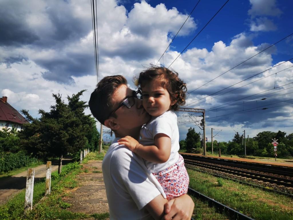 viata cu un bebelus