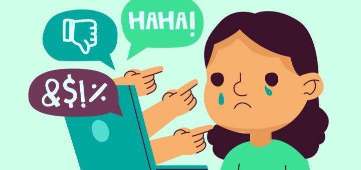 hărțuire online copii